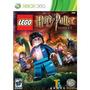 Jogo Ntsc Lacrado Lego Harry Potter Years 5-7 Para Xbox 360