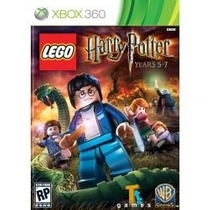 Jogo Ntsc Lacrado Lego Harry Potter Years 5-7 Para Xbox 360