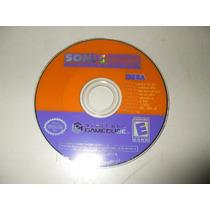 Sonic Gems Collection Original Para Gamecube Frete Grátis