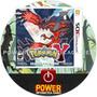 Pokemon Y Jogo Nintendo 2ds 3ds New 3ds Mídia Física Lacrado