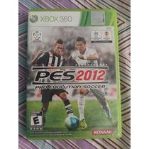 Jogo Pes 12 Para Xbox 360 Mega Barato
