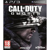 Call Of Duty Ghosts Cod4 Ps3 Português Entrega Imediata