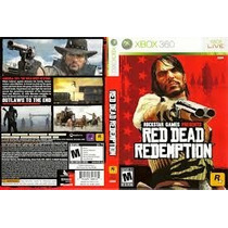 Xbox 360 - Red Dead Redemption - Míd Fís - Original - Semi