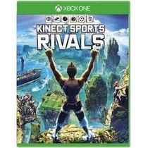 Jogo Lacrado Original Kinect Sports Rivals Bonus Do Xbox One