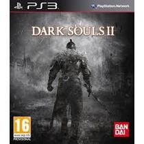 Dark Souls 2 - Ps3 - Envio Rápido (leia A Descrição)
