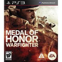 Medal Of Honor Warfighter - Jogo Playstation 3