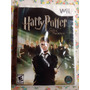 Harry Potter And The Order Of The Phoenix Wii Frete 8,00