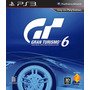 Gran Turismo 6 , Playstation 3 , Codigo Psn !!!!!!!!!!