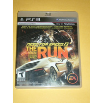 Need For Speed The Run ( Jogo Original Ps3 )