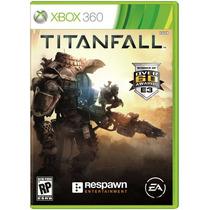 Jogo Titanfall - Xbox 360 - Legendado Em Portugues - Br