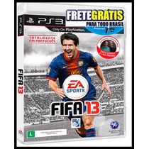 Fifa 2013 Para Ps3 Mídia Física Frete Grátis