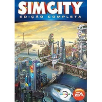 Simcity 5(2013) - Offline Deluxe Todas Dlcs Envio Online
