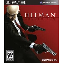 Hitman Absolution Ps3 - Midia Digital