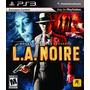 L.a. Noire + Gta Iv Ps3 Playstation 3 (promoção)