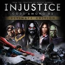 Injustice: Gods Among Us Portugues Ps3 Codigo Psn