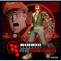 Bionic Commando/ Rearmed Jogos Ps3 Codigo Psn