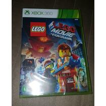 Xbox 360 Lego The Movie Videogame (mídia Física) (lacrado)