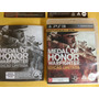 Medalha De Honra Warfighter Playstation 3 Mídia Física Ps3