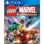 Lego Marvel Avengers Os Vingadores Ps4 Jogo Portugues