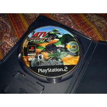 Jogos Originais Ps2 - Atv Off Road Fury