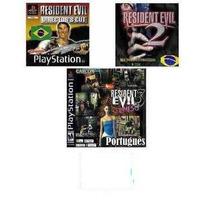 Resident Evil 1 2 3 Em Portugues Pc Fréte Grátis