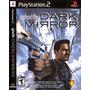 Syphonfilter Dark Mirror Ps2 Playstation Original Lacrado