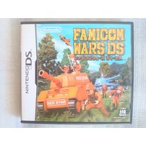 Famicom Wars - Nintendo Ds Jogo Japones Video-game Portatil