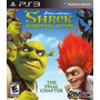 Shrek Para Sempre Forever After The Final Chapter Ps3
