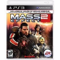 Jogo Mass Effect 2 Para Playstation 3
