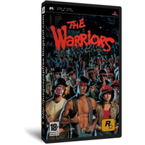 The Warriors Rockstar Game De Psp Novo Lacrado + Barato