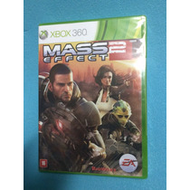 Jogo Mass Effect 2 Xbox 360 Xbox360 Midia Física Lacrado