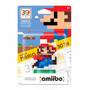 Amiibo 30th Anniversary Super Mario Bros 8 Bit Raro Wii U