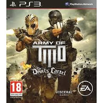 Army Of Two Devil Cartel Ps3