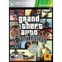 Gta Grand Theft Auto San Andreas Mídia Física Xbox 360