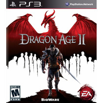 Dragon Age 2 Psn Ps3 Midia Digital Original