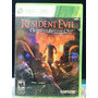 Jogo Resident Evil Operation Racon City Xbox 360, Original