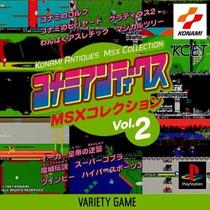 Konami Antiques Msx Collections V2 - Psx Frete Gratis.