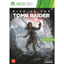 Rise Of The Tomb Raider X360 Português