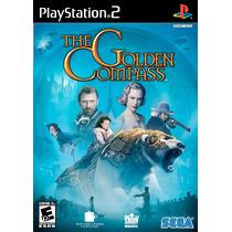 Jogo The Golden Compass Ps2 Original Lacrado