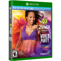 Zumba Fitness World Party - Pronta Entrega