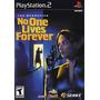 Ps2 The Operative No One Lives Forever ( Original )