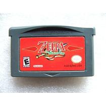 Zelda The Minish Cap Rpg Original Americano!! Raríssimo!!