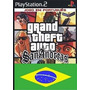 Gta San Andreas Legendado Ps2 Patch + 2 De Brinde