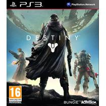 Destiny Ps3 Pré-venda 9/9 + Dlc