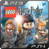 Lego Harry Potter 5-7 Years Ps3 - Mídia Digital