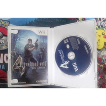 Resident Evil 4 Wii Edition. Americano Original Usado