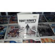 Tony Hawk´s Proving Ground Wii 8,00 Frete Unico