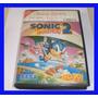 Sonic 2 Master System Original Com Caixa