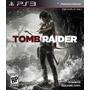 Tomb Raider - Leg. Ps3 + Dlcs Enviamos Hoje Gamesclub