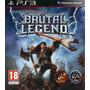 Brutal Legend - Vendo/troco #frete Grátis #